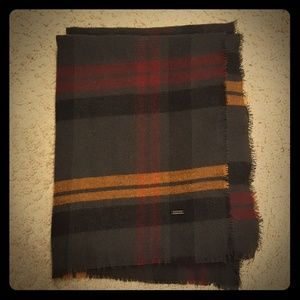 Express Scarf Soft Plaid